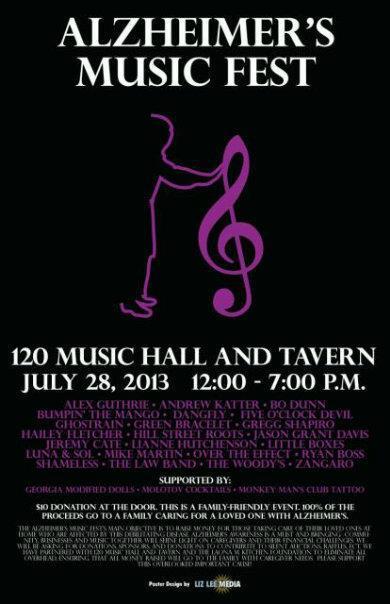 7/28/01 Alzheimer's Music Festival, 120 Music Hall
